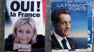 Ver vídeo  'Comienza oficialmente la campaña para las elecciones presidenciales en Francia'