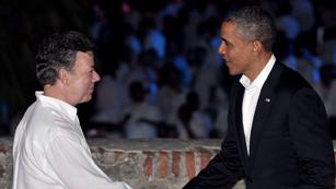 Ver vídeo  'Comienzan a llegar los líderes políticos a la Cumbre de las Américas'