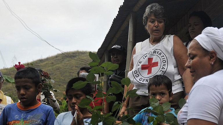 El Comité Internacional de la Cruz Roja cumple un siglo y medio