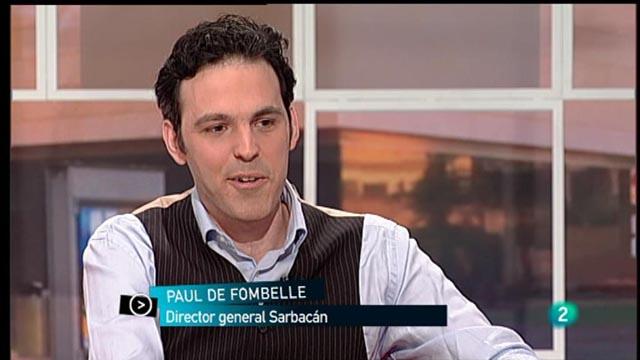 Para Todos La 2 - Entrevista: Paul de Fombelle, el e-commerce