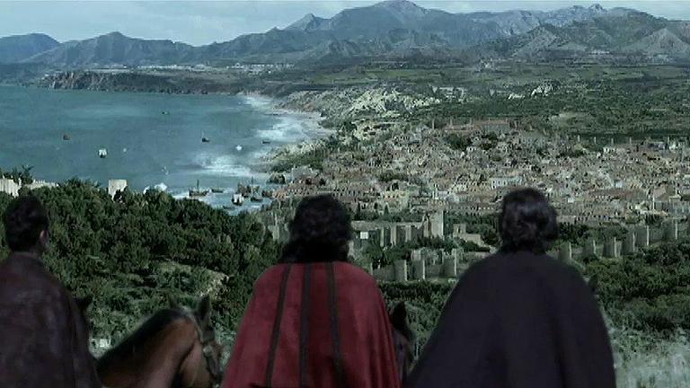 Isabel - ¿Cómo fue el asedio a Málaga?