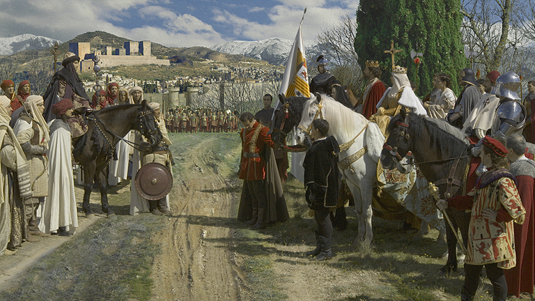 Isabel - ¿Cómo fue la rendición de Granada?
