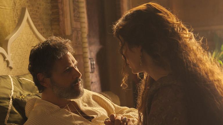 Isabel - ¿Cómo Isabel se enamoró de Muley Hacén?