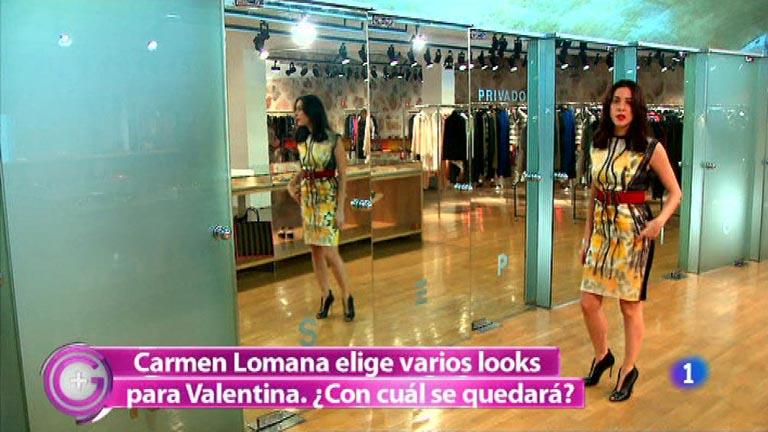 Más Gente - Una espectadora de + Gente recurre a Carmen Lomana para cambiar su look