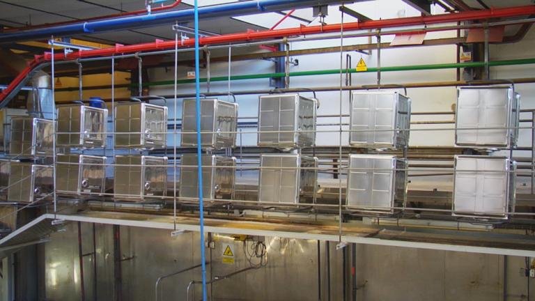 Fabricando Made in Spain - Cómo se fabrica un lavavajillas