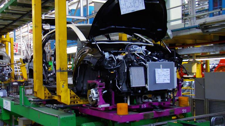 Fabricando Made in Spain - Cómo se fabrica un motor