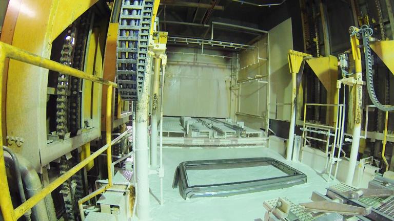 Fabricando Made in Spain - ¿Cómo se fabrican los camiones?