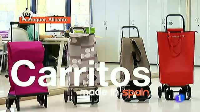 Fabricando Made In Spain - Cómo se fabrican los carritos
