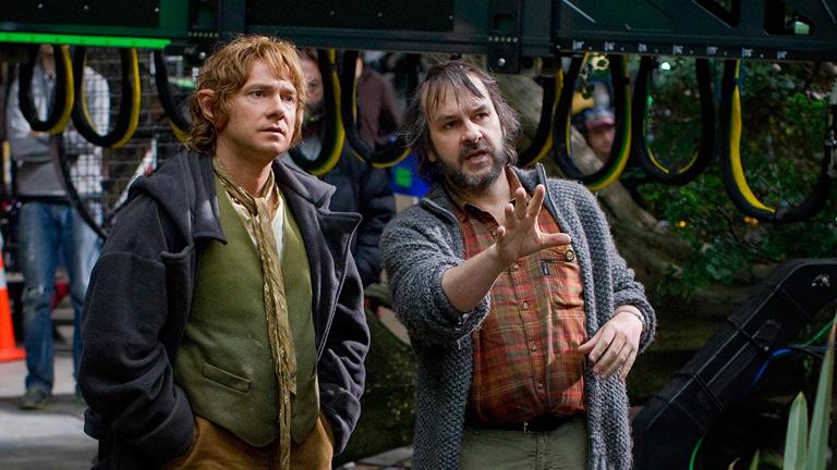 """Cómo se hizo `El Hobbit`: """"Las escenas más arriesgadas"""""""