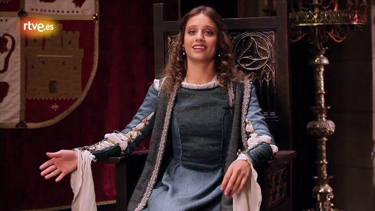 Isabel - Cómo se hizo... el reparto de la primera temporada
