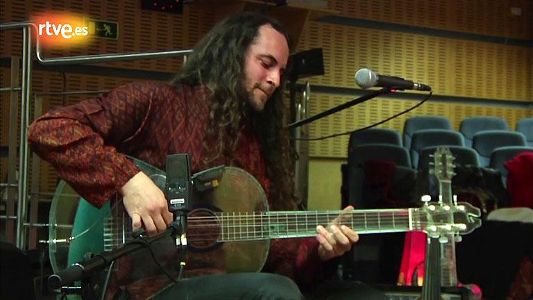 Masterclass 6x3 - Cómo suena una guitarra de cristal - 17/05/13