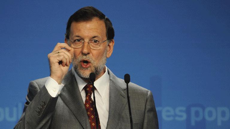 Comparecencia íntegra de Rajoy en la sede popular de Génova