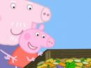 Imagen del  vídeo de Peppa Pig titulado COMPOST