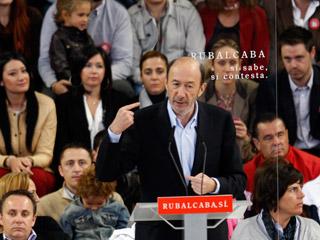Ver vídeo  'El comunicado de ETA supone para Rubalcaba una etapa de esperanza'