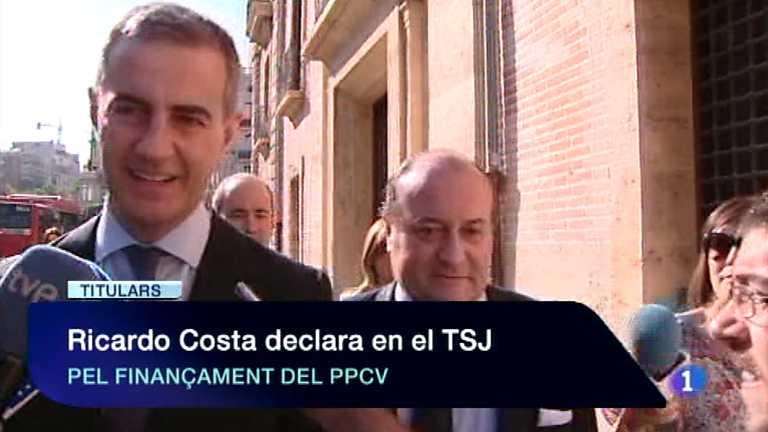 La Comunidad Valenciana en 2' - 25/05/12