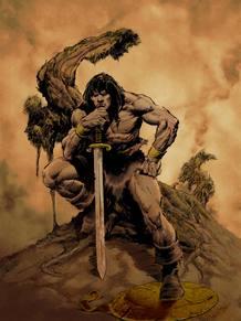 El Conan de John Buscema
