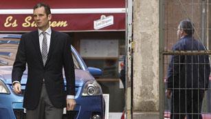 Ver vídeo  'Los concentrados increpan al duque de Palma a su llegada al Juzgado'