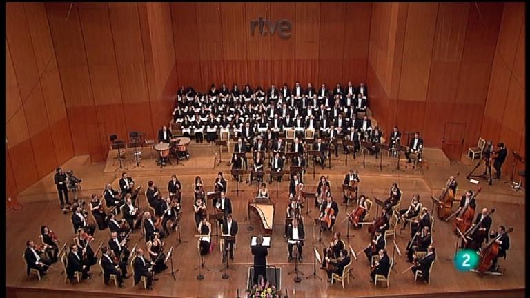 Los conciertos de La 2 - Concierto ORTVE A - 13 (2ª parte)