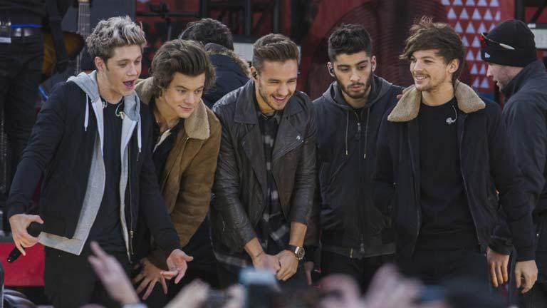 """""""One Direction"""" ofrecerán dos conciertos en Madrid y uno en Barcelona"""