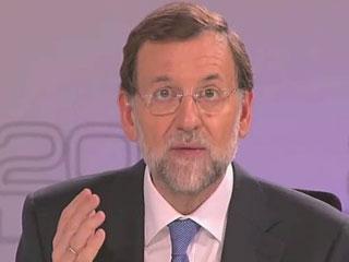 Ver vídeo  'Conclusiones de Rajoy en el debate electoral 2011'