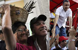 Ver vídeo  'Concluye la campaña en el El Salvador'