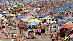 Ver vídeo  'Concluye uno de los veranos más cálidos y secos de los últimos años'