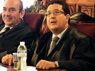 Ver vídeo  'Condenado a dos años de inhabilitación el juez Serrano'