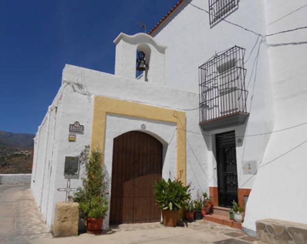 Conectando España - Abla - Ermita de los Santos Mártires