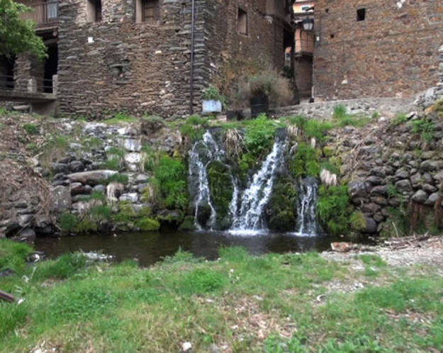 Conectando España - Robledillo de Gata - Cascada