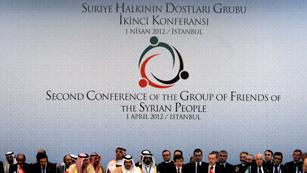 Ver vídeo  'La Conferencia de los Amigos de Siria apuesta por una solución negociada al conflicto'