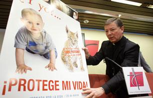 Ver v?deo  'La Conferencia Episcopal presenta una campaña contra la reforma de la ley del aborto'