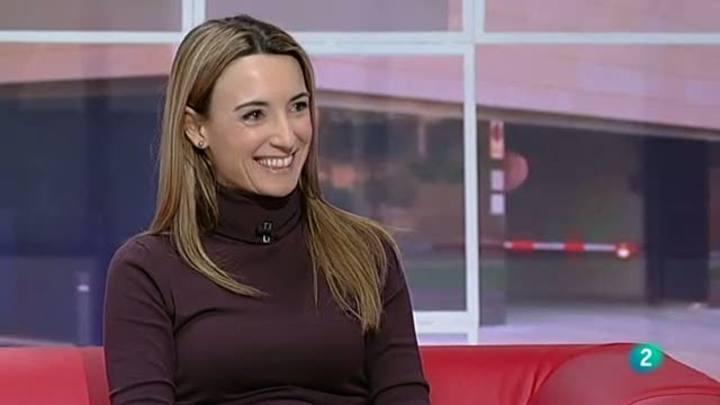 Para Todos La 2 - Entrevista: Patricia Ramírez Loeffler - La confianza en uno mismo es básica