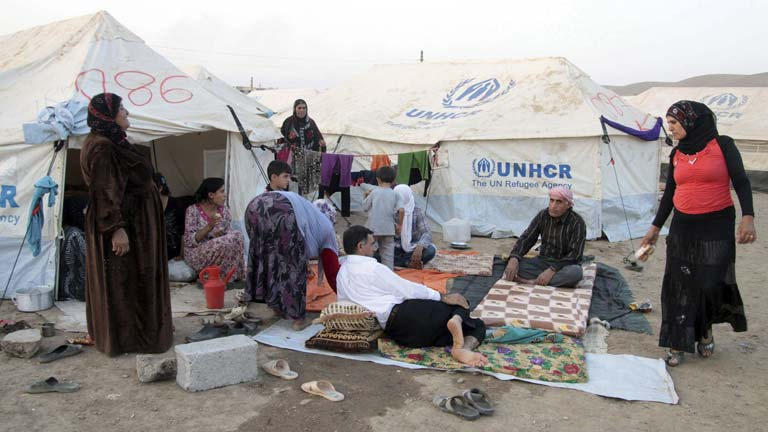 Un eventual ataque a Siria provocaría una nueva avalancha de refugiados