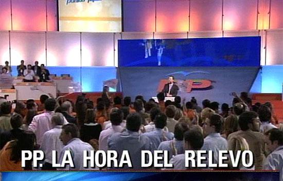 Ver vídeo  'Congreso de 2004: el PP analiza la derrota'
