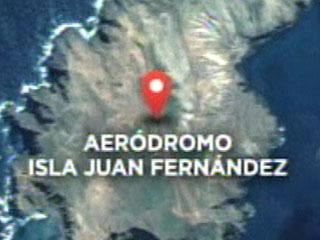 Ver vídeo  'Conmoción en Chile al estrellarse un avión militar'