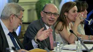 Ver vídeo  'Consejo de Política Fiscal y Financiera con el cumplimiento de déficit de fondo'