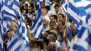 Ver vídeo  'Los conservadores griegos ganan sin mayoría absoluta'