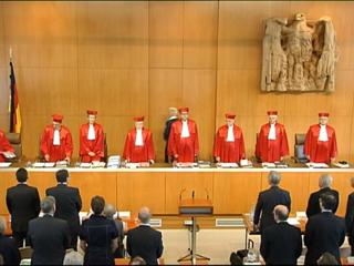 Ver vídeo  'El Constitucional alemán juzga el fondo de rescate y la ayuda a Grecia'