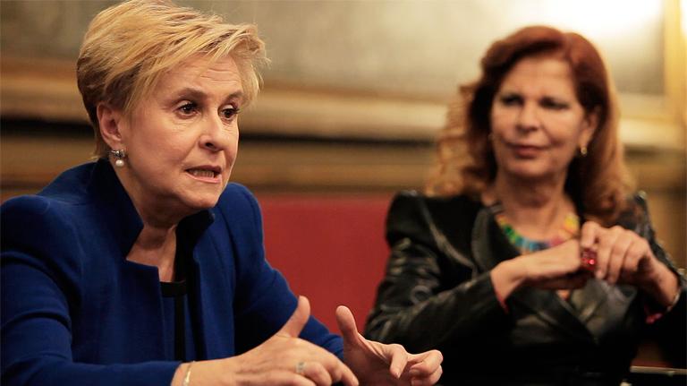 'Las Constituyentes', las mujeres que hicieron la Transición