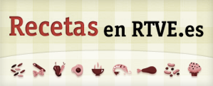 Consulta todas las Recetas de RTVE.es