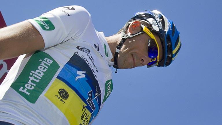 Contador ataca y 'Purito' le roba la victoria