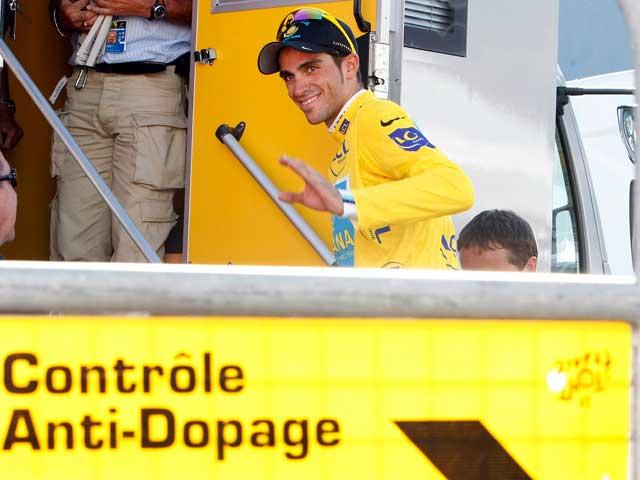 Contador, entre la Federación, la UCI y el TAS
