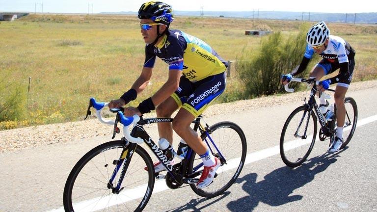 Contador prepara la Dauphiné con vistas al Tour