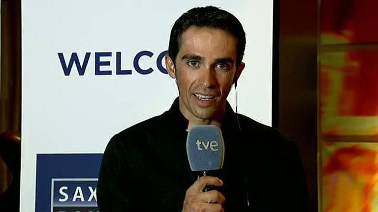 """Contador en el Telediario de TVE: """"Esta Vuelta era especial para mí"""""""