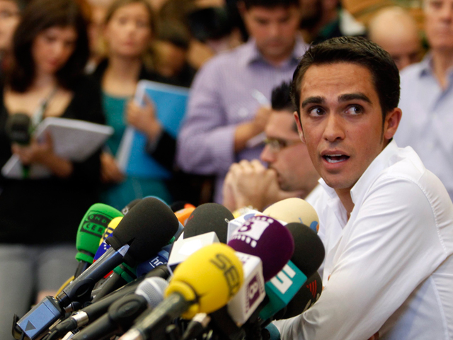 Contador: &quot;En este caso yo soy la v&iacute;ctima&quot;