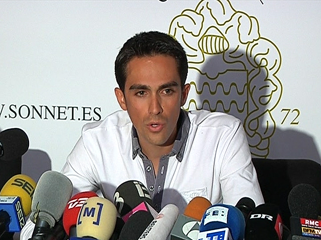 Contador: &quot;Voy a recurrir hasta el final&quot;