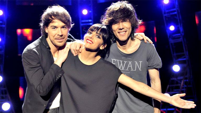 'Contigo hasta el final', canción elegida para Eurovisión