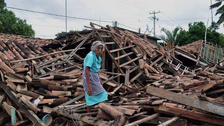 Sigue la búsqueda de desaparecidos en México tras el paso de los ciclones Ingrid y Manuel