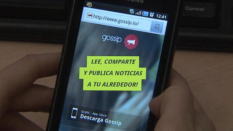 Polémica en torno al uso en escuelas de la red para móviles Gossip