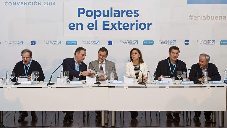 El PP centra su Convención nacional en la recuperación económica